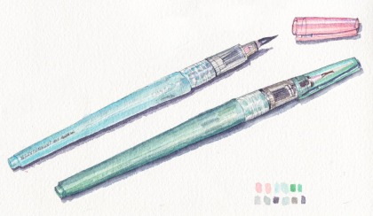 waterbrush mini