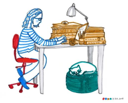 escrevendop