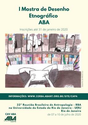 2020 RBA I Mostra Desenhos Etnograficos